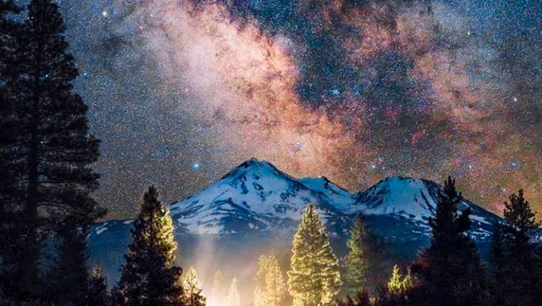 Mount Shasta Retreat: Expand Your Glorious Light