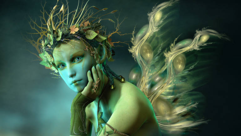 Co-Creating Visions with the Subtle Worlds of Faeries & Sidhe